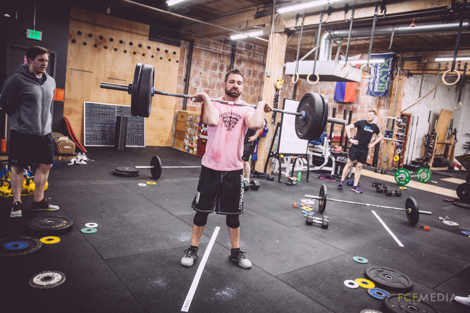 snatch complex Archives ? Foundation CrossFit